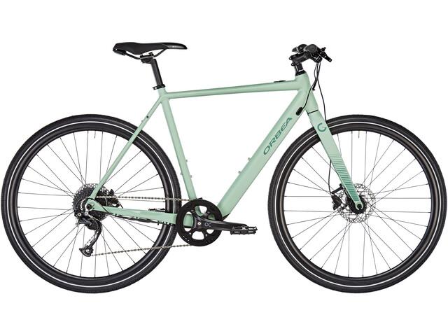 ORBEA Gain F40 E-citybike grøn (2019) | City-cykler